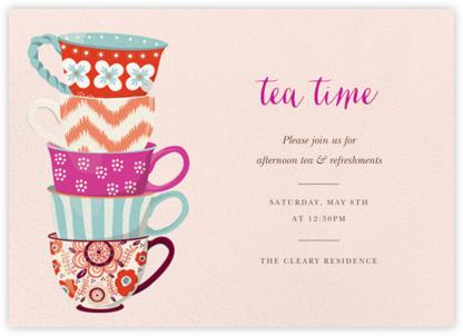 Tea Set - Paper Source -
