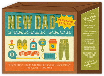 Unboxing Dad - Paperless Post