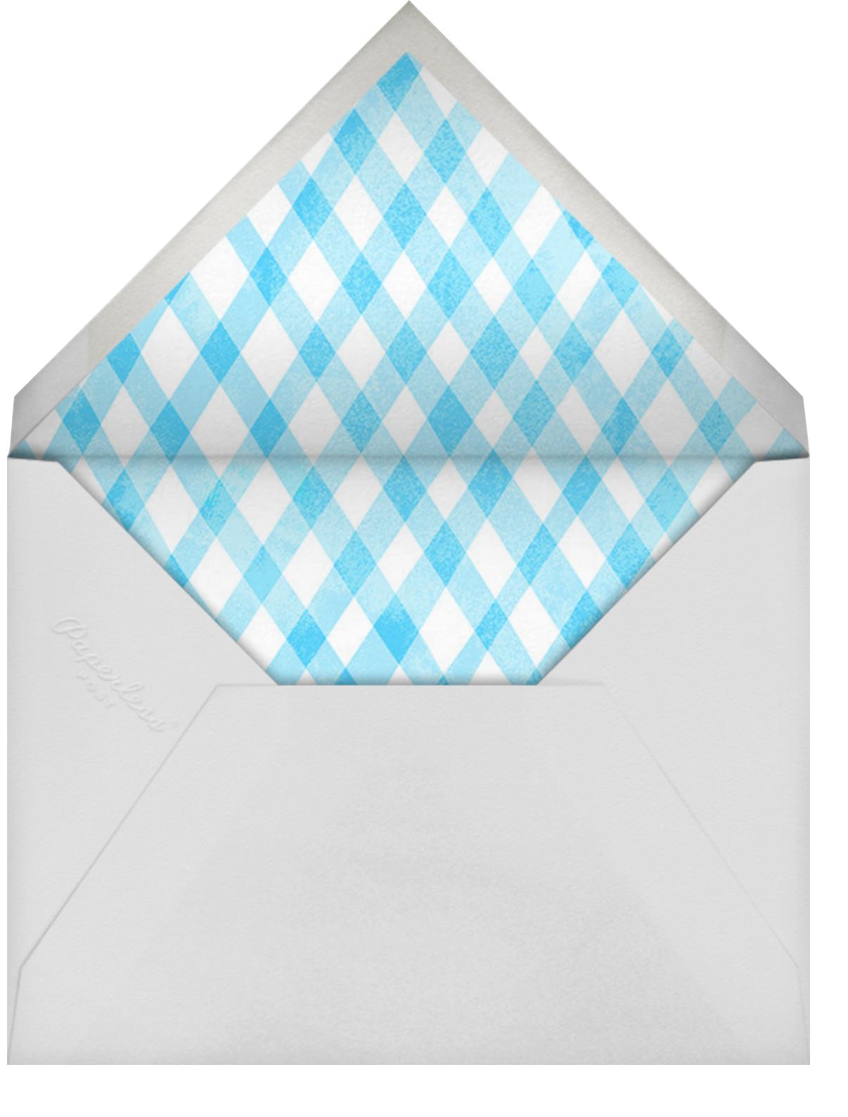 Juneteenth Table - Paperless Post - Envelope