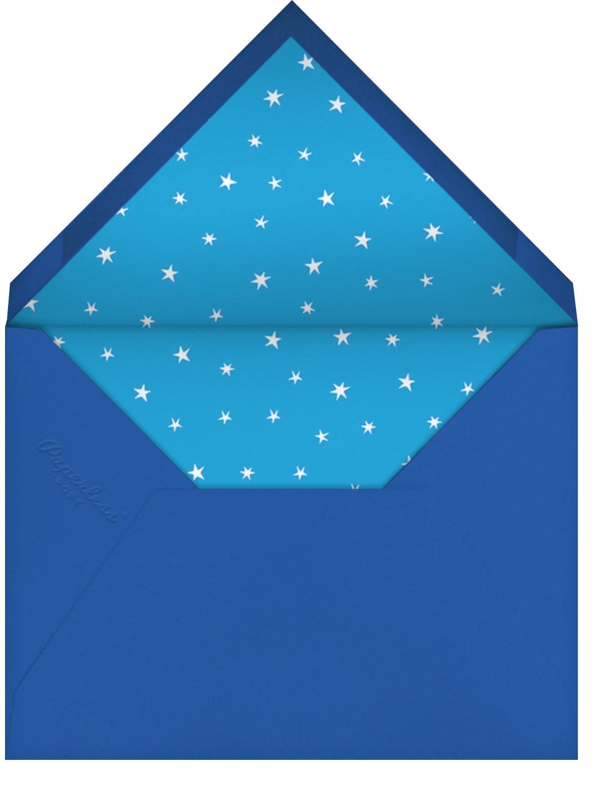 Together - Paperless Post - Juneteenth - envelope back