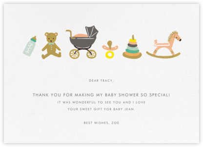 The Baby Basics - Rifle Paper Co.