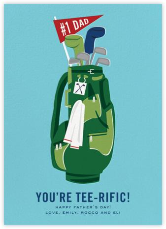 Golf Goat - Cheree Berry Paper & Design