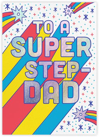 Super Stepdad - Hello!Lucky