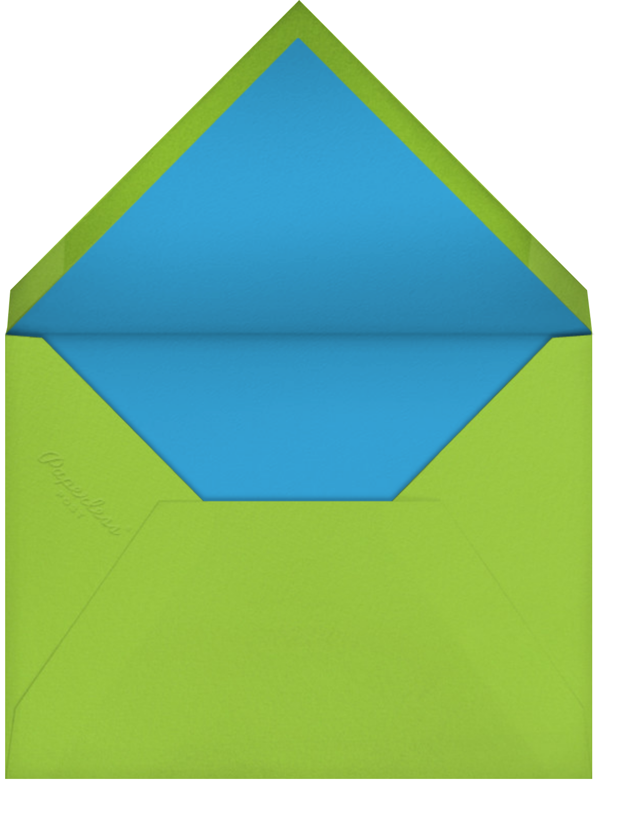 Triple Threat - Hello!Lucky - Envelope