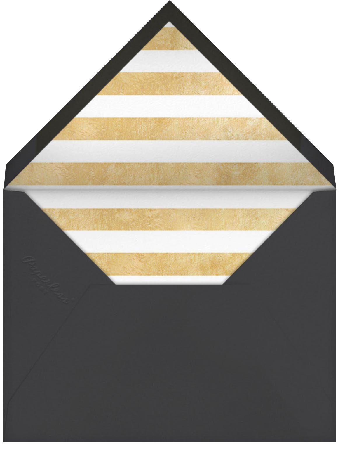 Balloons - Metallic - Paperless Post - Envelope