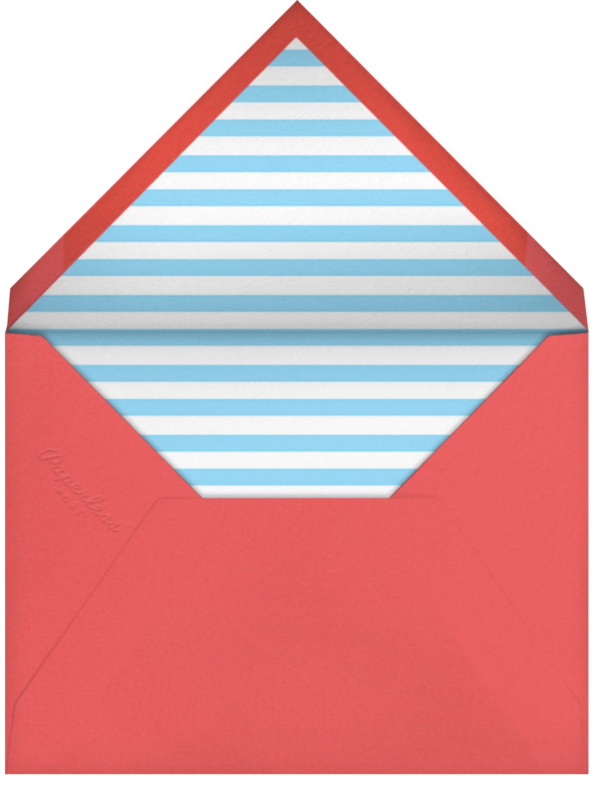 Balloon Pops - Paperless Post - Envelope