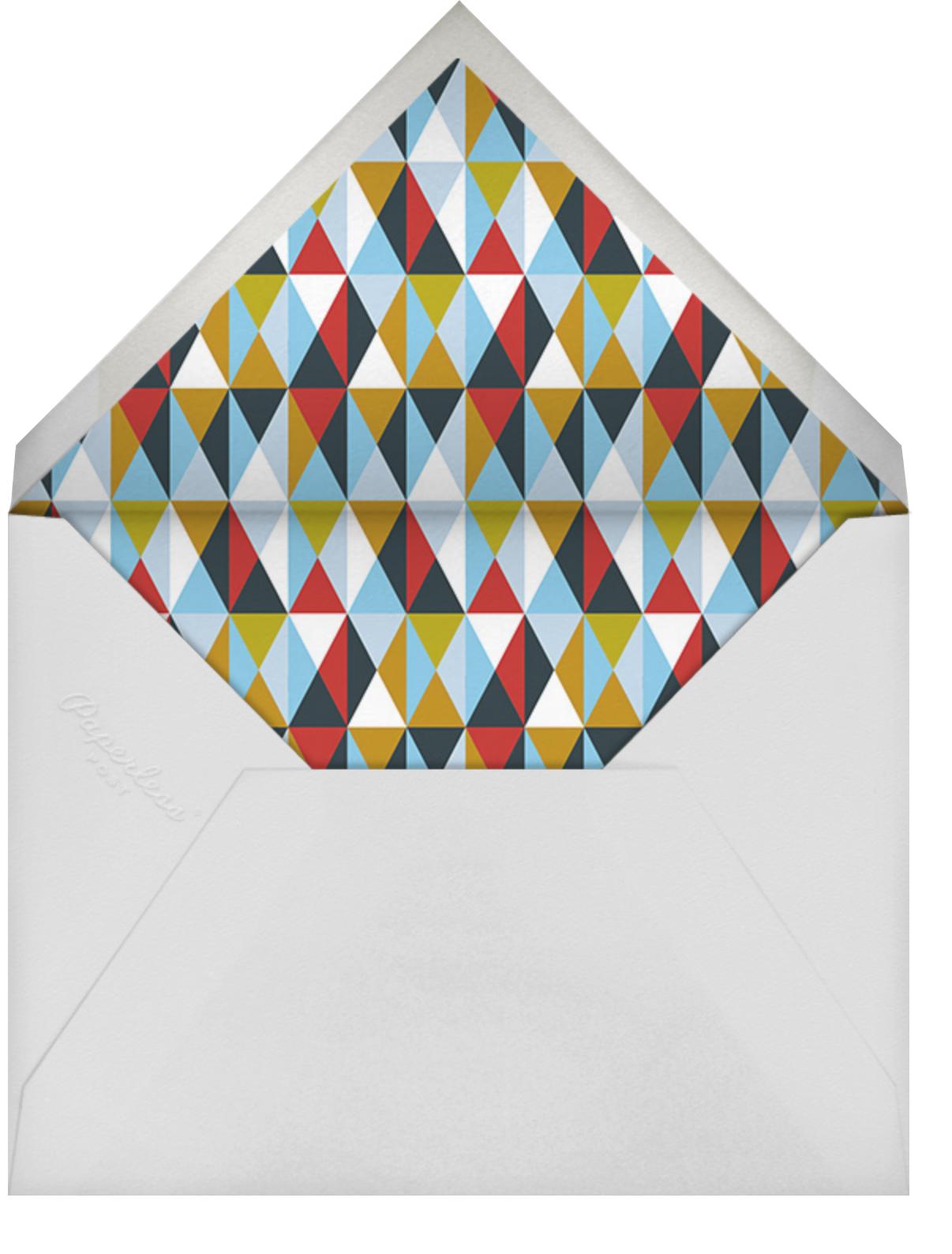 Well-Traveled - Jonathan Adler - Envelope