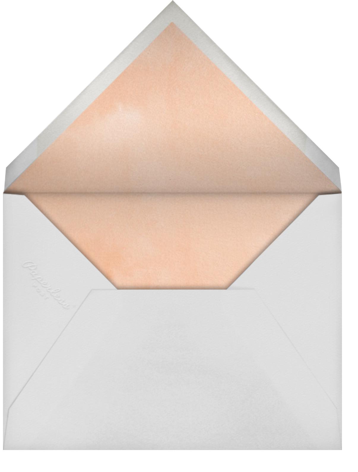 Our Little Kin - Paperless Post - Envelope