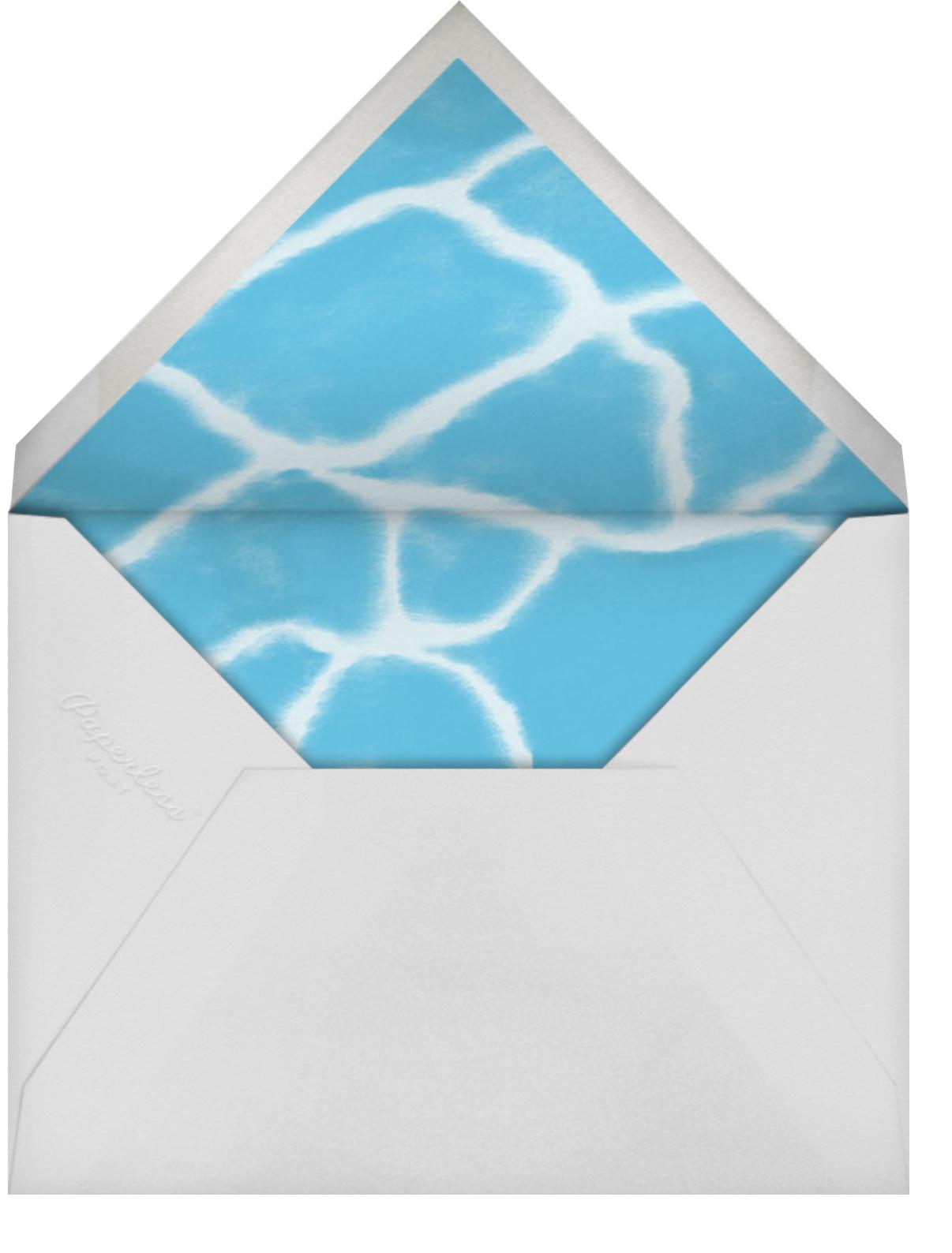 The Big Pineapple - Paperless Post - Envelope