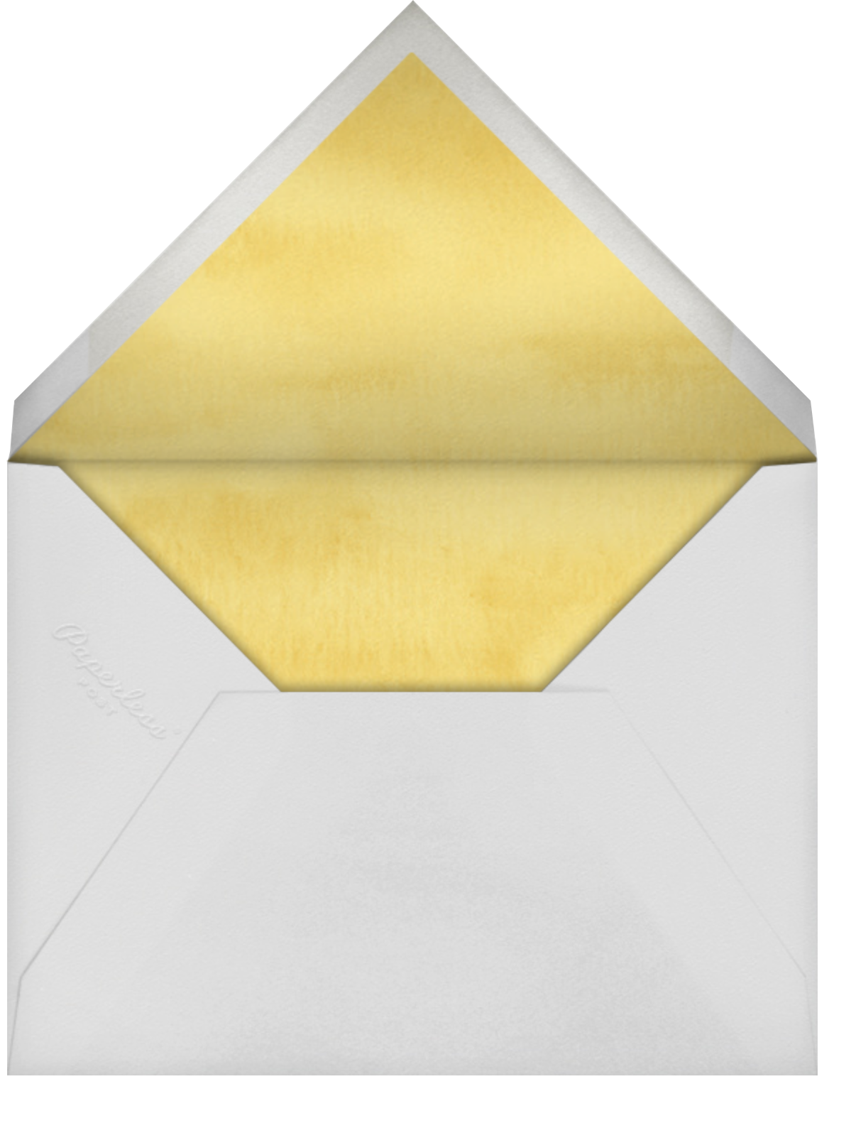 BBQ Musts - Paperless Post - Envelope