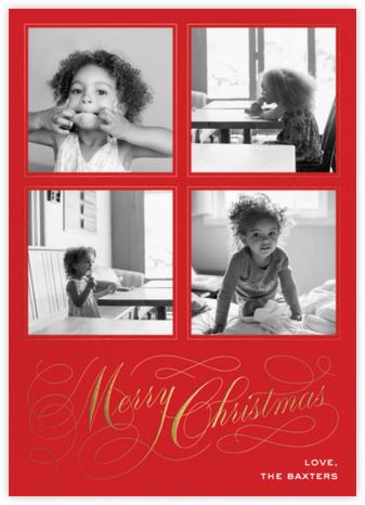 Joyful Moments - Red - Paperless Post