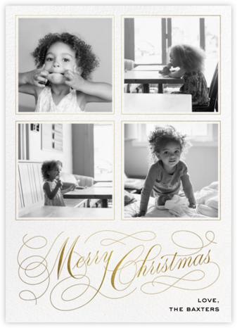 Joyful Moments - White - Paperless Post