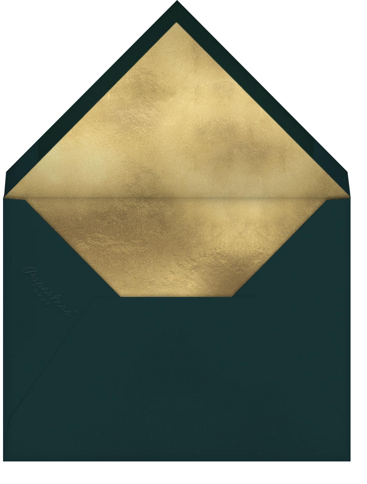 Joyful Moments - White - Paperless Post - Envelope