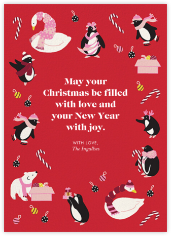 Party Penguins - kate spade new york