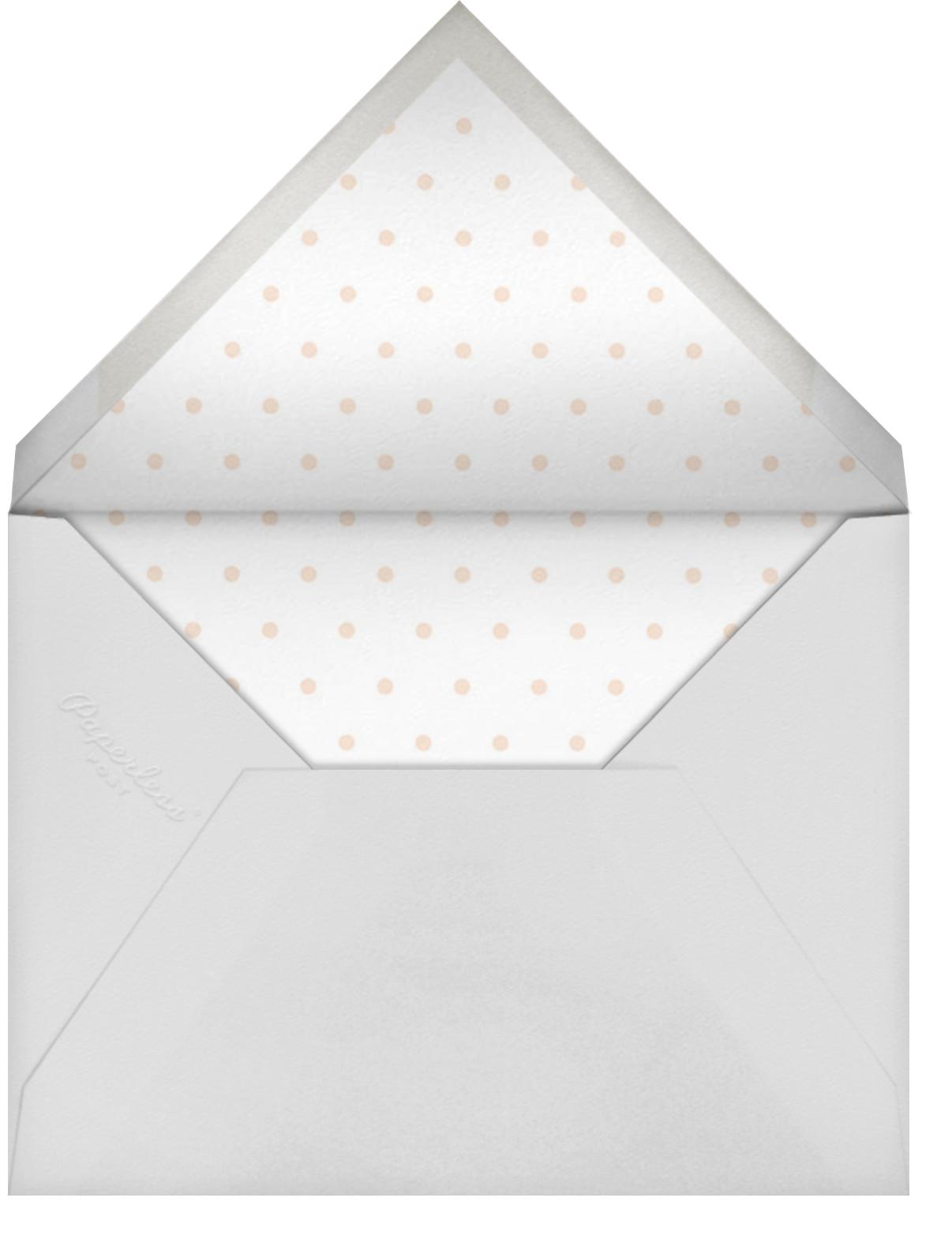Mellow Dots - Sugar Paper - Envelope
