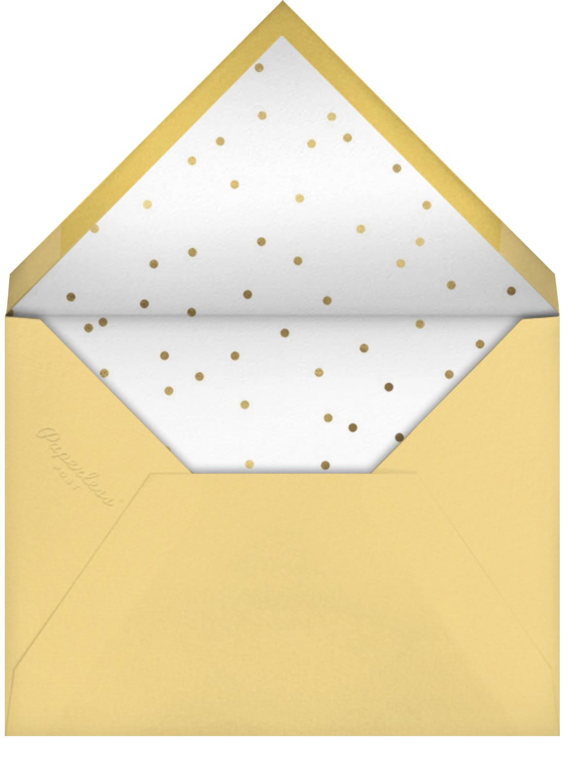 Baby Balloons - Hello!Lucky - Envelope