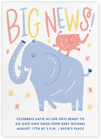 Big News - Hello!Lucky