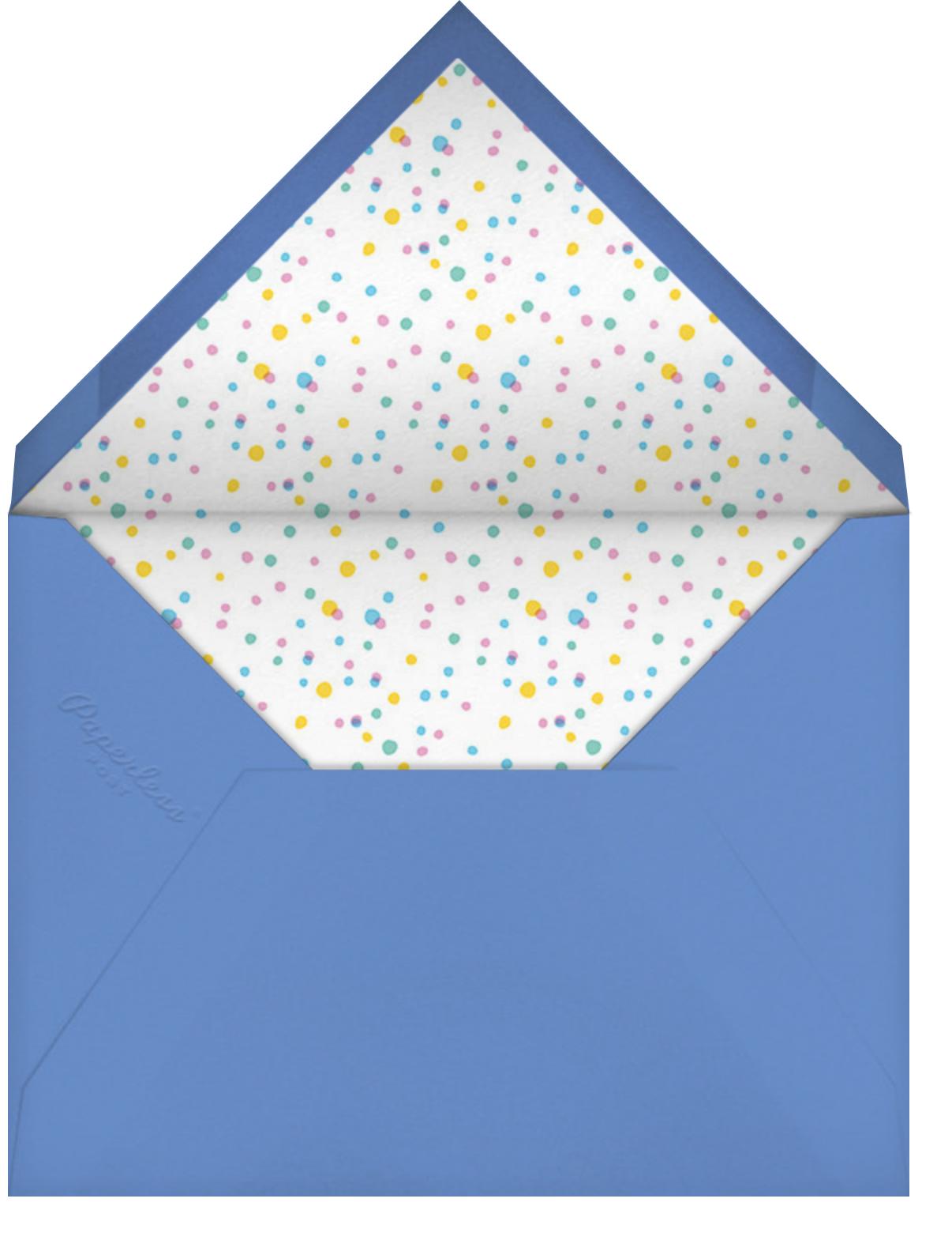 Let It Soak In - Hello!Lucky - Envelope
