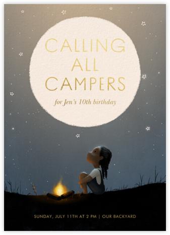 Campfire Stars - Vashti Harrison