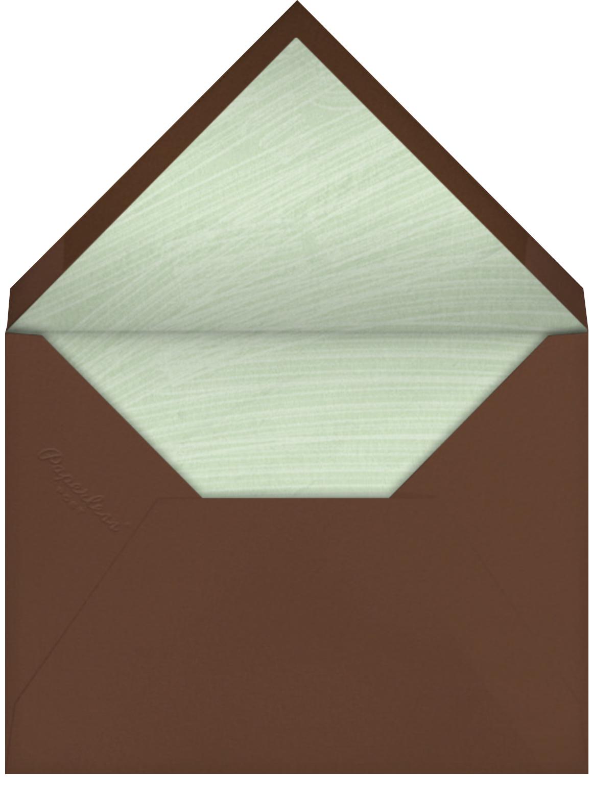Skewered - Paperless Post - Envelope