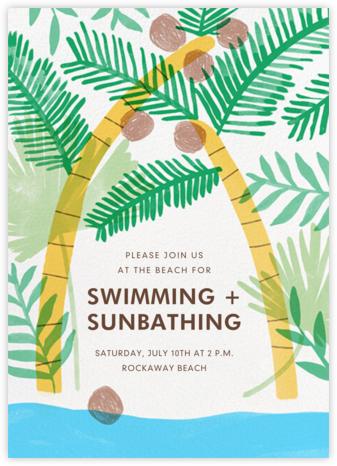 Coconut Shore - Paperless Post