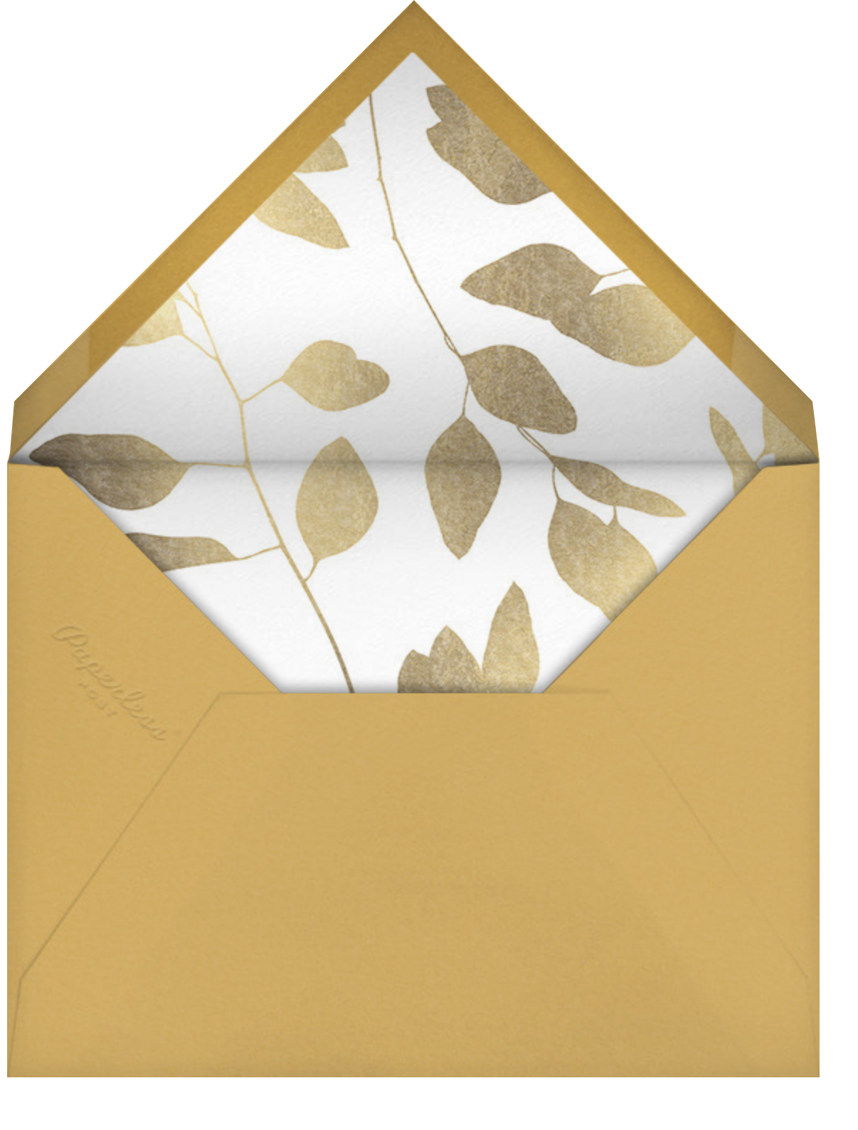 Love Abounds (New Date) - Paperless Post - Envelope