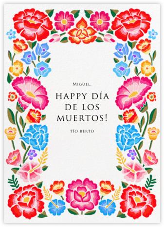 De Colores Fiesta - Paperless Post