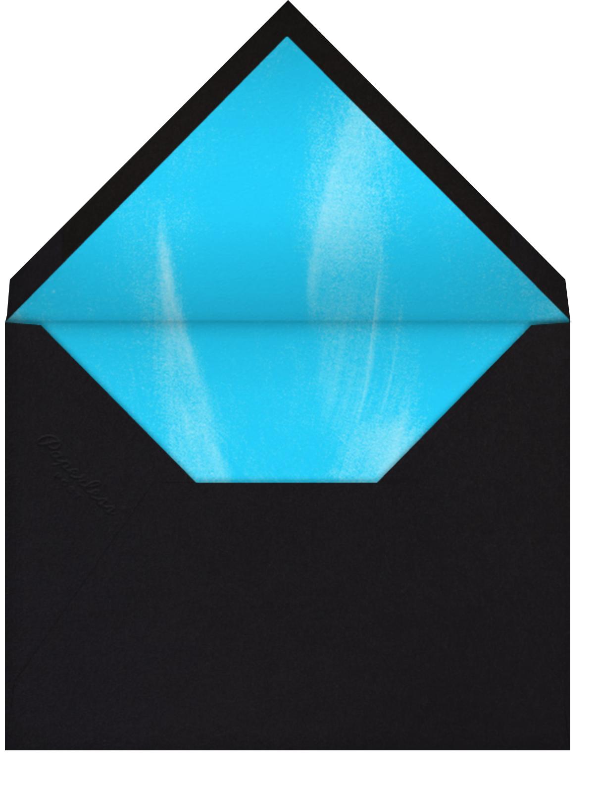 Marigolds at Night - Paperless Post - Envelope
