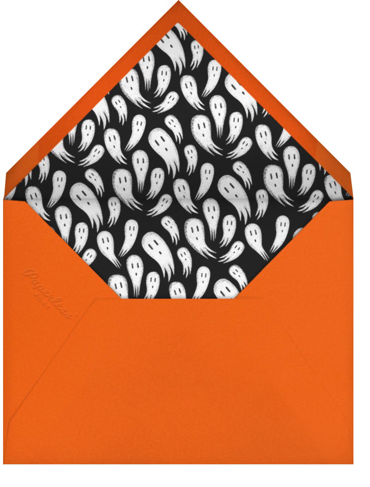 Ooh Ghoul - Paperless Post - Envelope