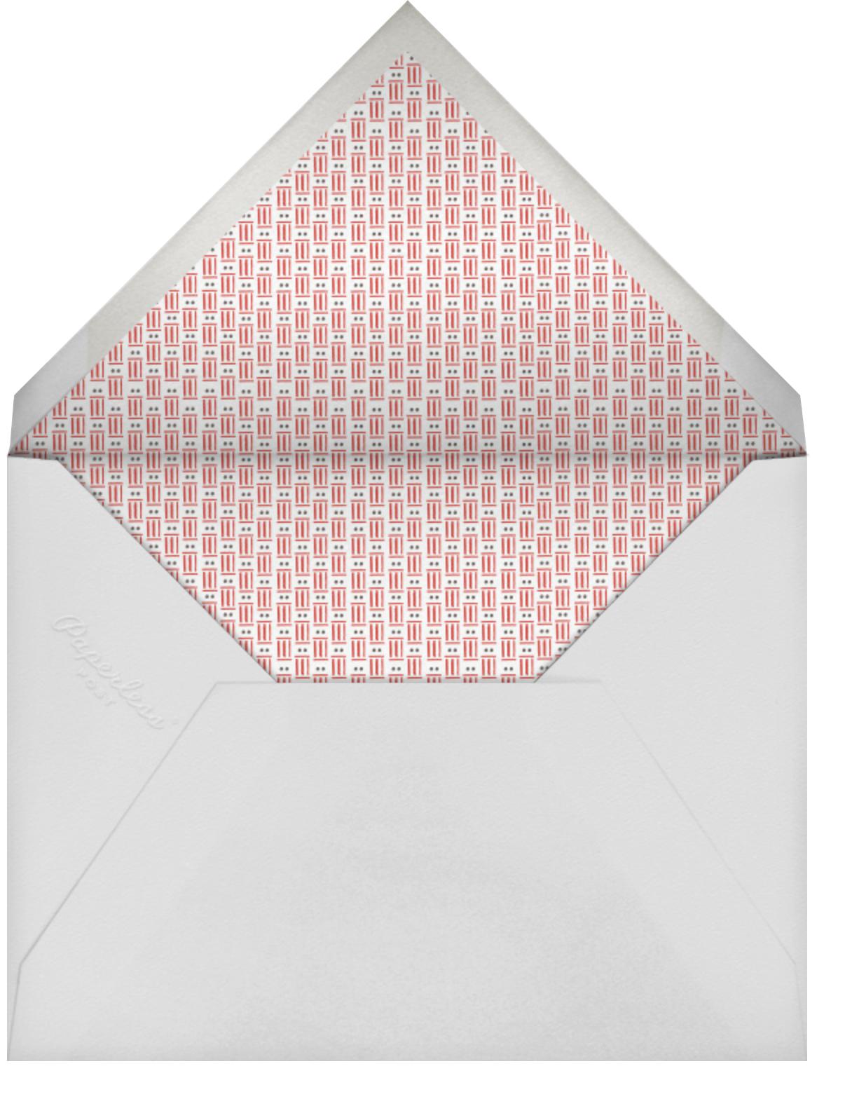 The Apple Doesn't Fall - Pink - Mr. Boddington's Studio - Envelope