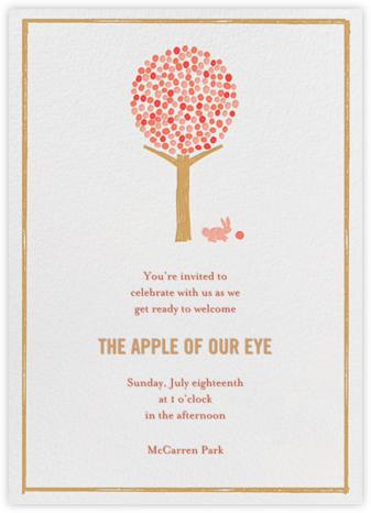 The Apple Doesn't Fall - Pink - Mr. Boddington's Studio