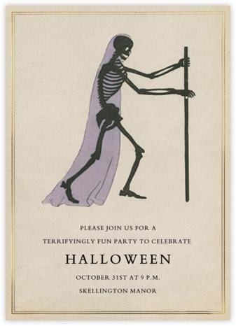 Cloaked Skeleton - John Derian