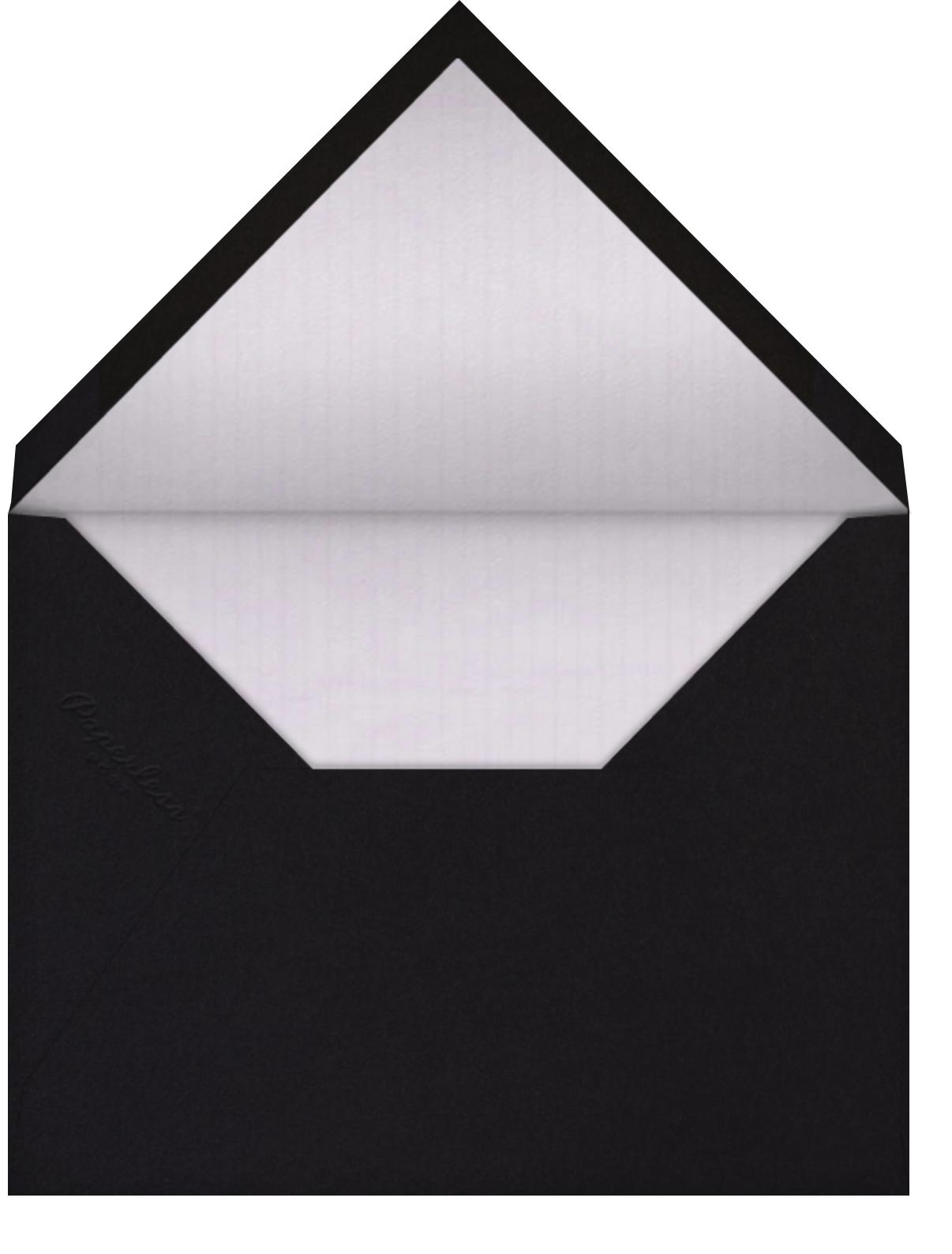Cloaked Skeleton - John Derian - Envelope