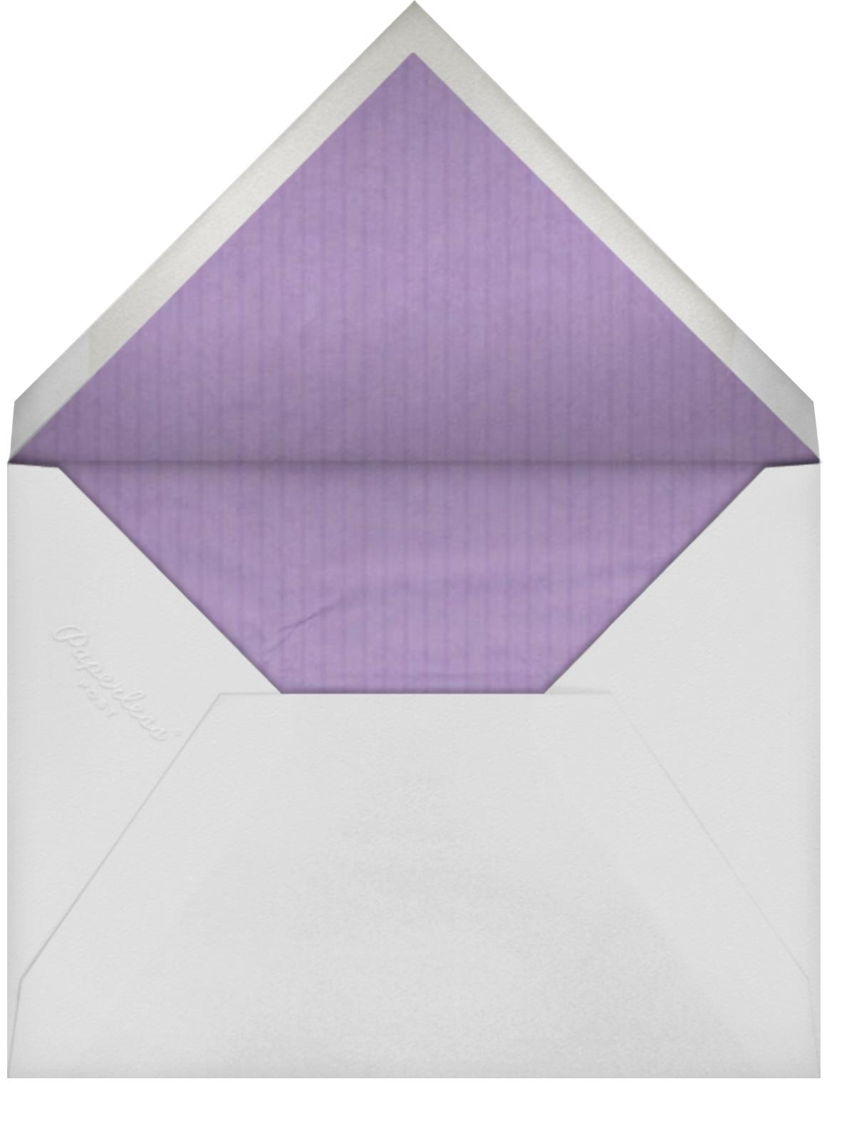 Cursed Hand - John Derian - Envelope