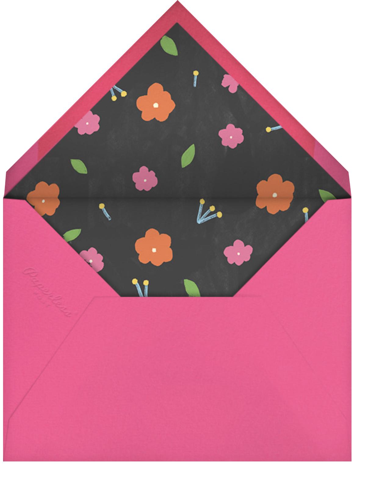 Calacas - Paperless Post - Envelope