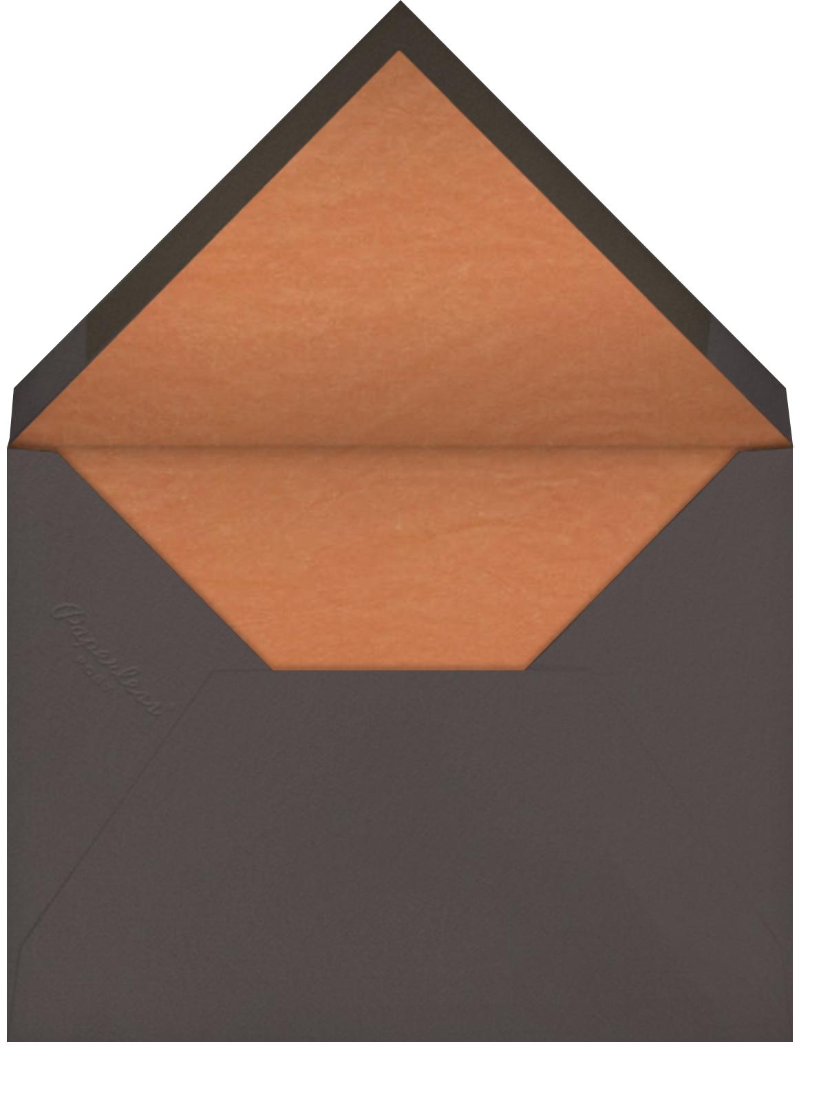 Spirited Affair - Paperless Post - Envelope