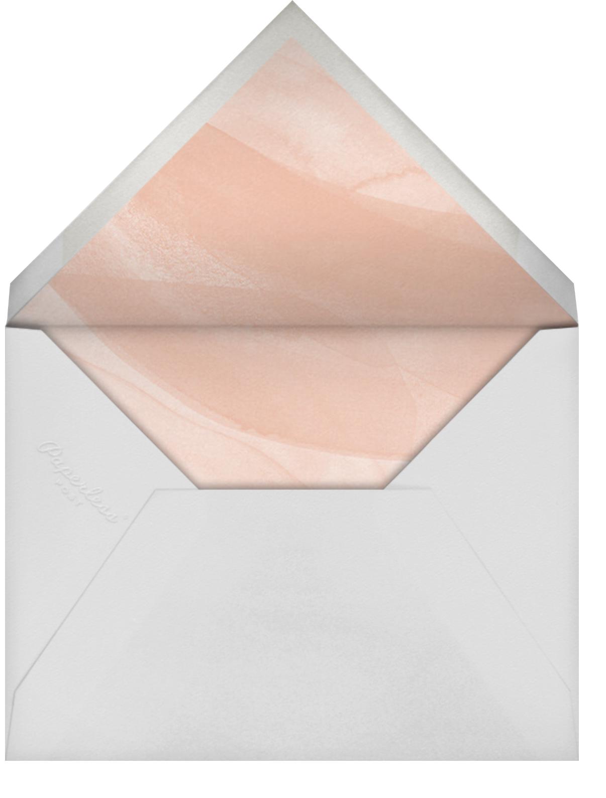 Epic Veil - Tan - Paperless Post - Envelope