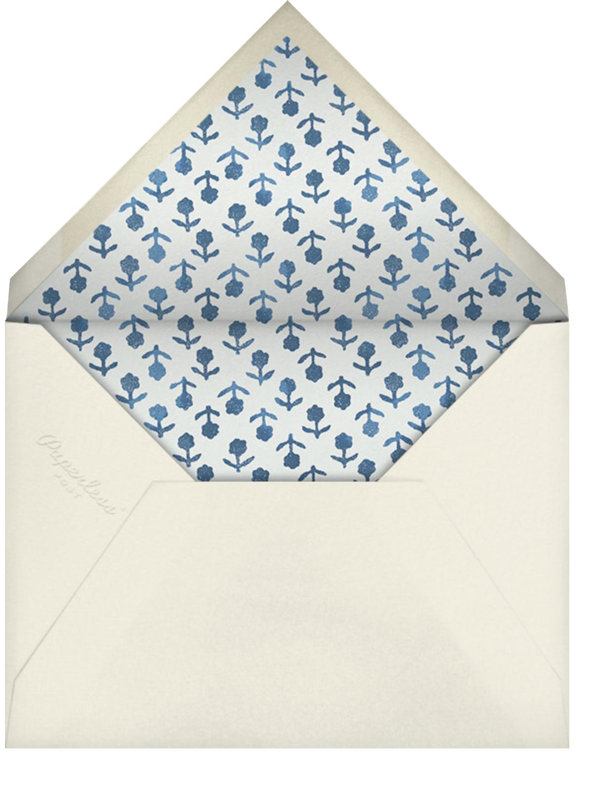 Pica Bella - Cadet - Schumacher - Envelope