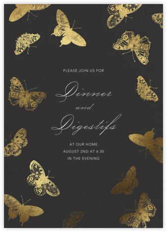 Burnell Butterfly - Black - Schumacher