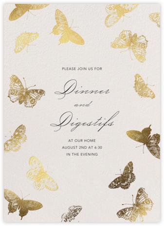 Burnell Butterfly - White - Schumacher
