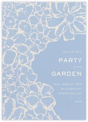 Gemma - Schumacher - Spring Party Invitations