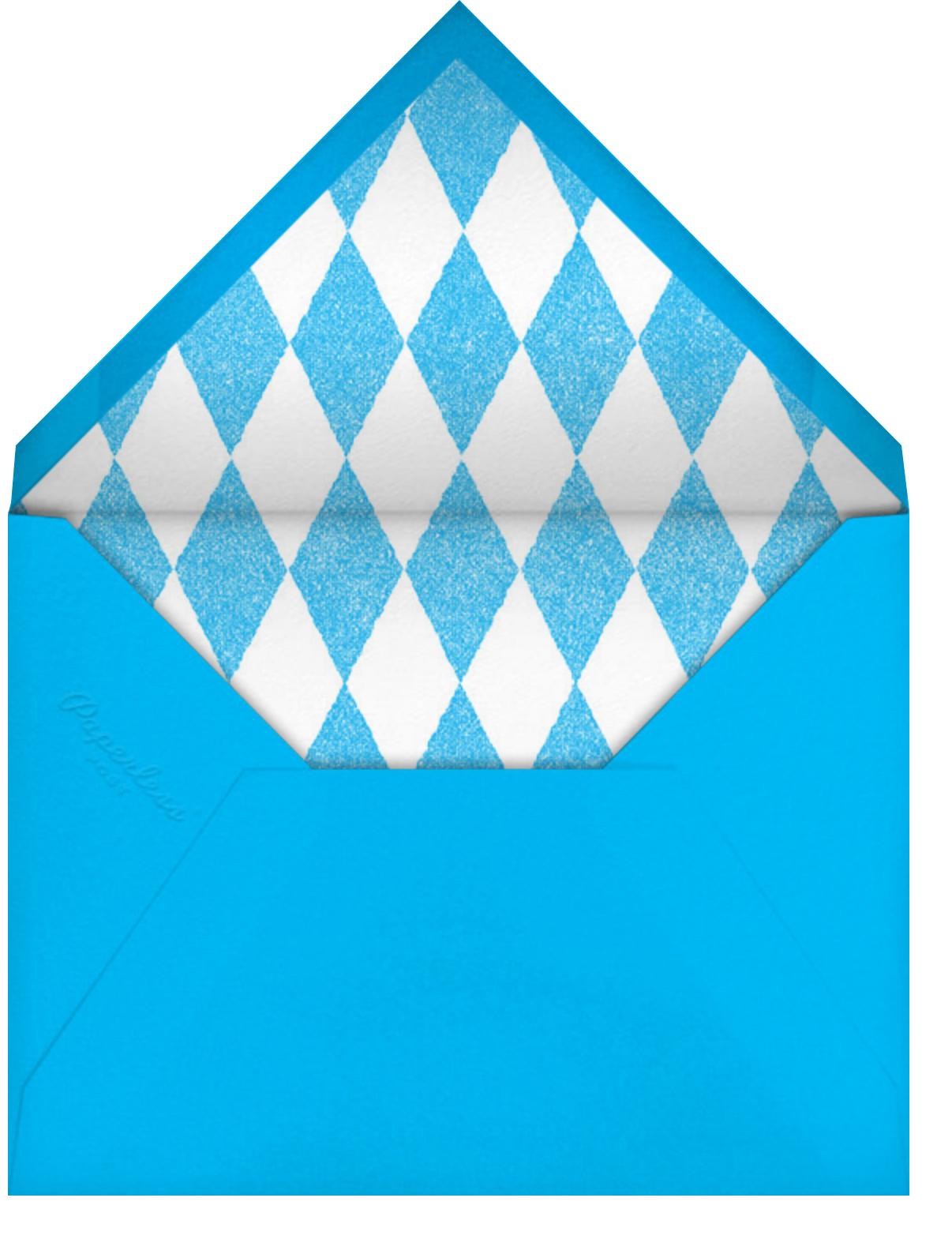 Festive Mug - Paperless Post - Envelope