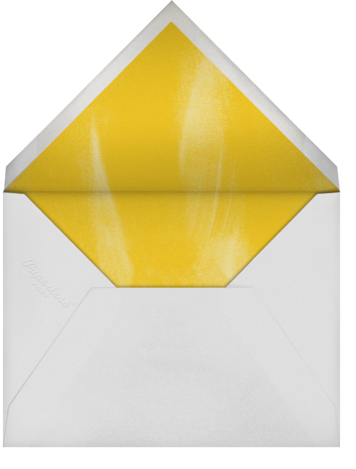 Autumn Table - Felix Doolittle - Envelope
