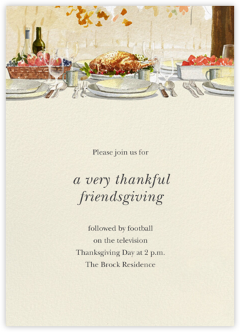 Turkey Tabletop - Felix Doolittle