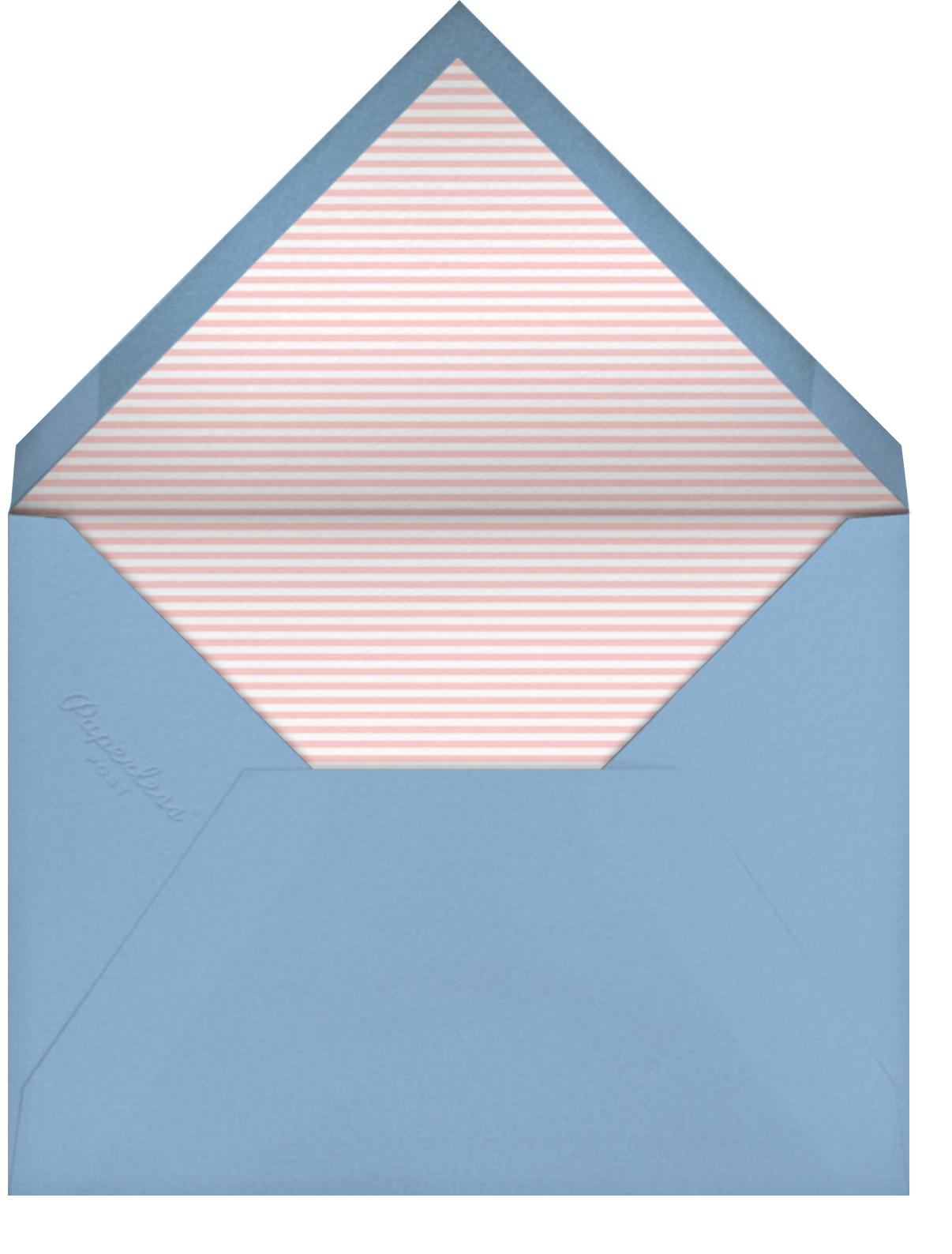 Bay Buddies - Little Cube - Envelope