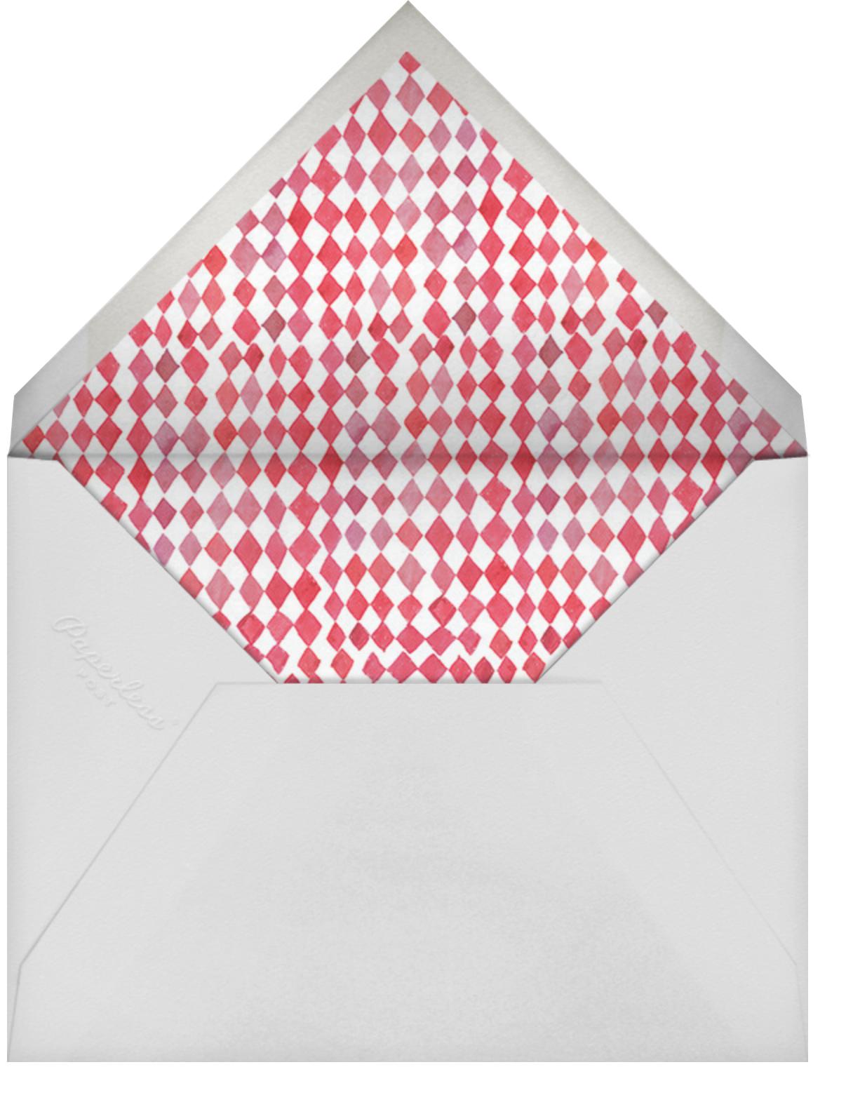 A Little Corny - White - Happy Menocal - Envelope