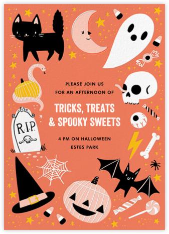Halloween Goodies - Hello!Lucky