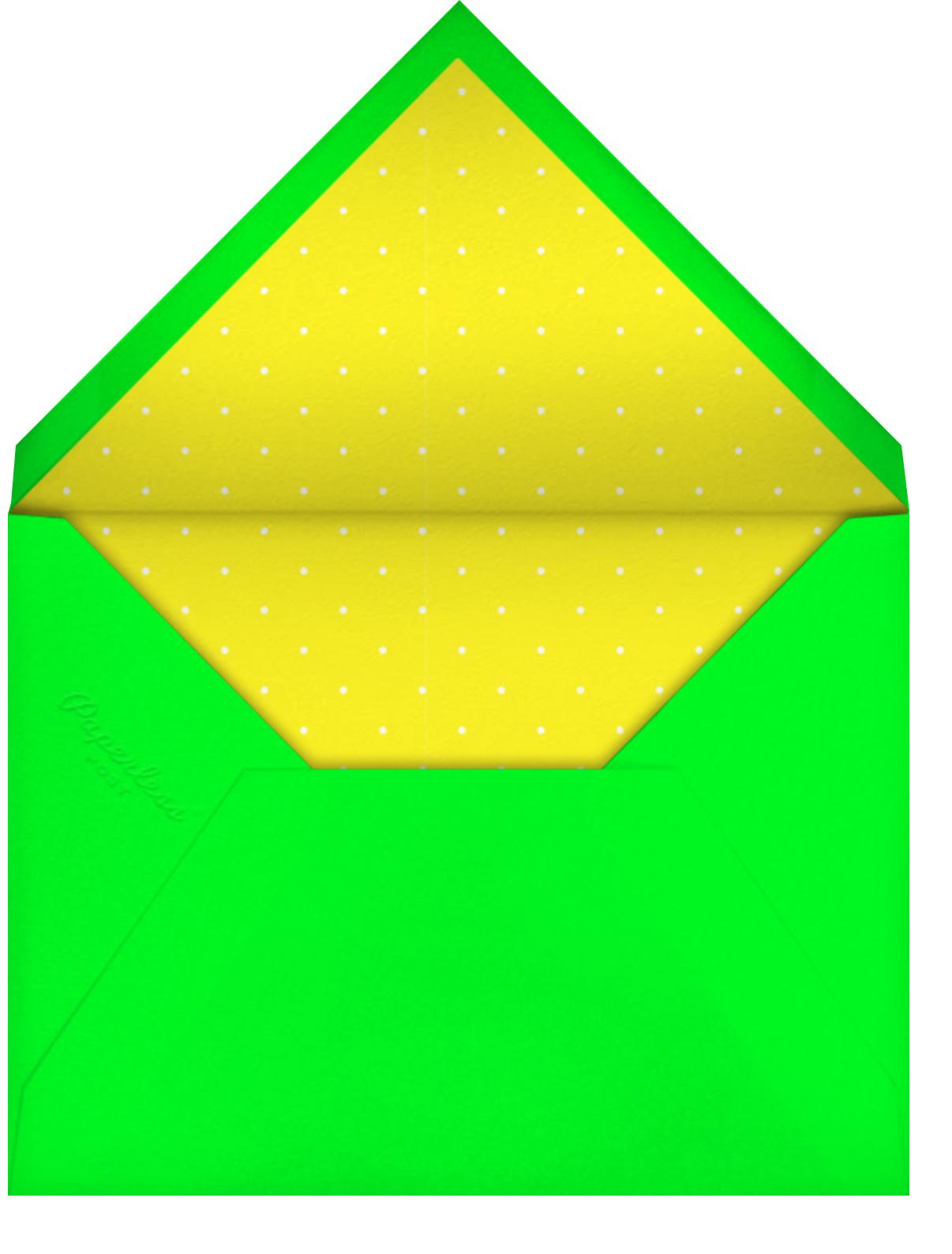 Vile Night - Hello!Lucky - Envelope