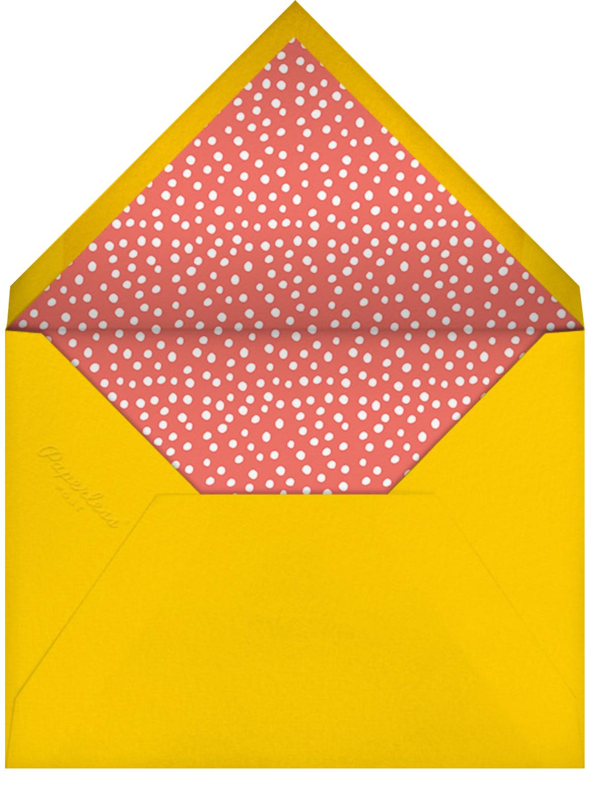 Palomas - Hello!Lucky - Envelope