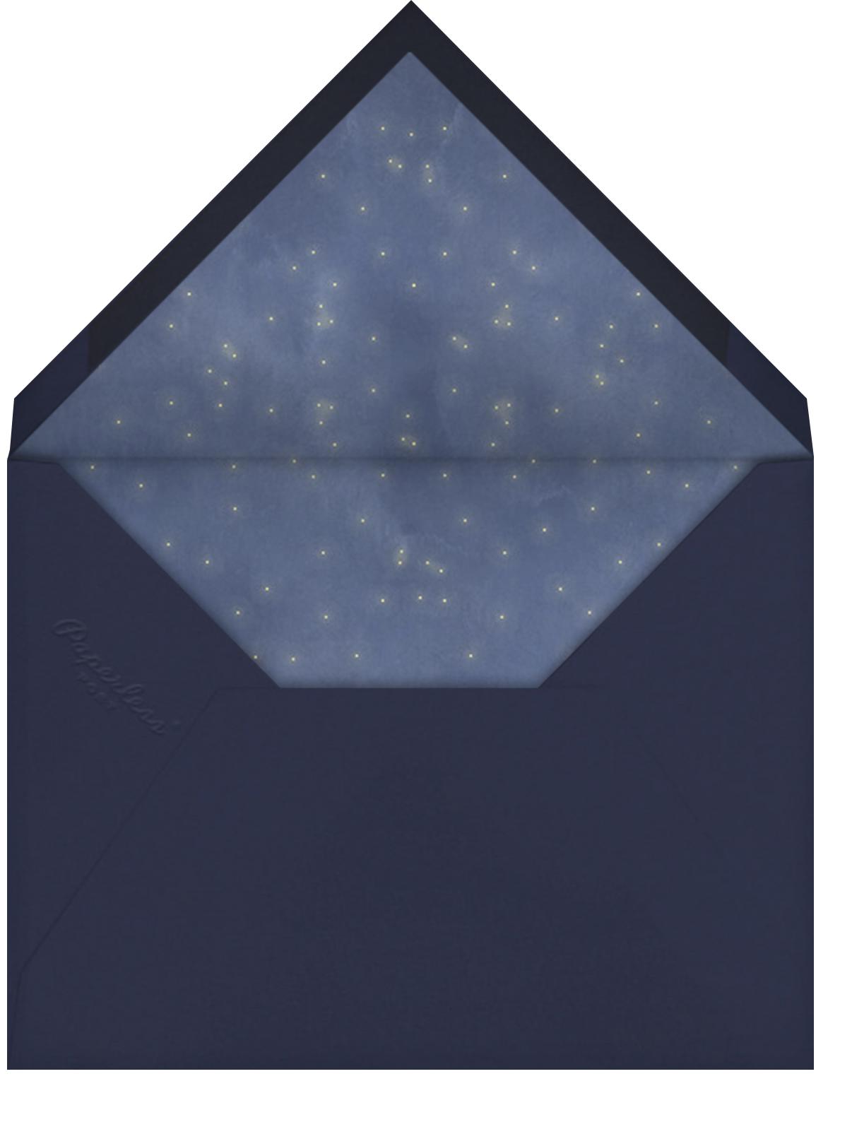 Bright Buns - Paperless Post - Envelope